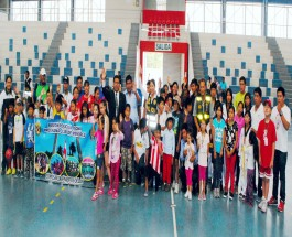 INAUGURAN VACACIONES  RECREATIVAS 2018